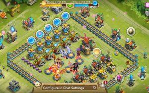 Castle Clash Mod Apk Latest (Unlimited Money/Gems) 2
