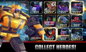 TRANSFORMERS: Earth War Mod (Unlimited Money/God Mode) 5