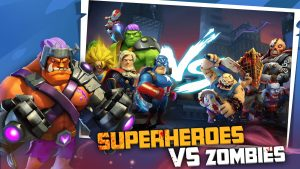 X-War: Clash Of Zombies Mod Apk Latest (Unlimited Money) 5